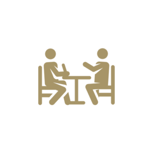 Social Meeting Area